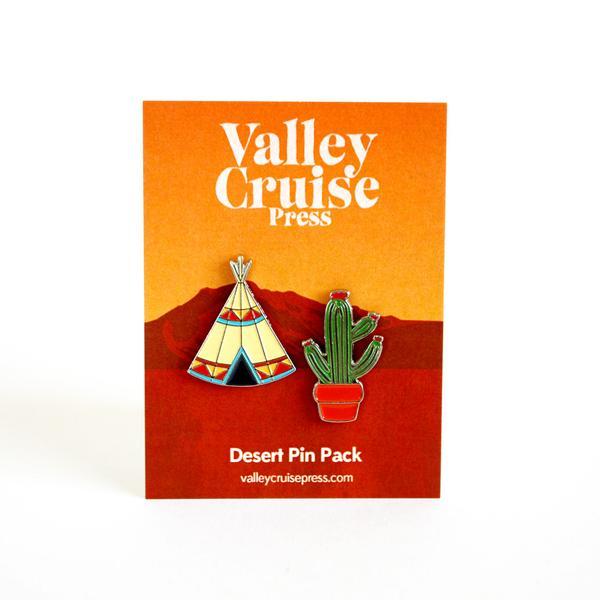 desert pin pack